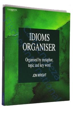 دانلود کتاب اصطلاحات رایج انگلیسی Idioms Organiser