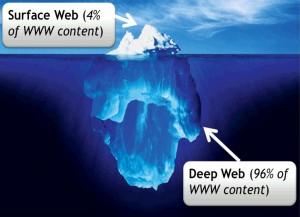 دانلود پاورپوینت آماده درمورد وب نامرئی